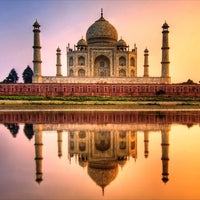 Photo taken at Taj Mahal by djcroft™ ®. on 10/1/2012