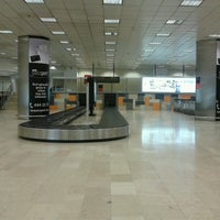 Photo taken at Domestic Terminal Arrival by Alper G. on 10/9/2012