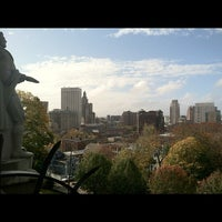 Photo taken at Prospect Terrace Park by Annamarie T. on 10/30/2012
