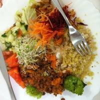 Photo taken at TerraViva Restaurante Natural by Geraldo R. on 10/12/2012