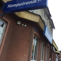 Photo taken at Komputronik by Krzysztof . on 11/17/2016