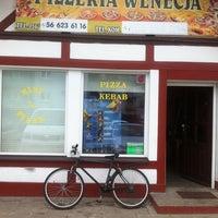 Photo taken at Pizzeria Wenecja by Krzysztof . on 7/5/2013