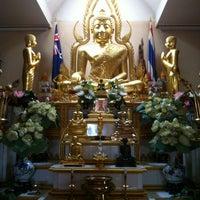 Photo taken at วัดพุทธรังษี by Tanyarut S. on 3/13/2013