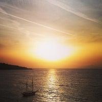 Photo taken at Corallo Hotel Sorrento by Marta P. on 9/8/2013