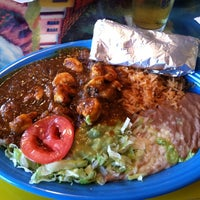 Photo taken at Los Tres Caminos by T.J. M. on 6/19/2013