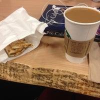 Photo taken at Starbucks by Alice L. on 10/14/2012