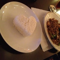 Photo taken at Thai Thank You by Jose S. on 12/13/2012