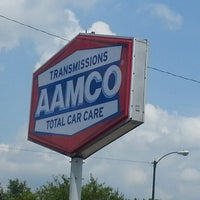 Photo taken at AAMCO Transmission by LandLDistribution D. on 6/26/2013