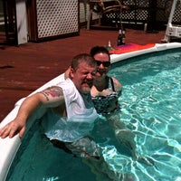 Photo taken at Mary's Pool and Grille by Erin B. on 7/7/2013