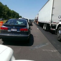 Photo taken at Interstate 94 by Rebecca S. on 7/3/2013