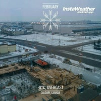 Photo taken at Four Points by Sheraton Calgary Airport by Bruno S. on 2/5/2015