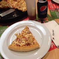 Photo taken at Pizza Hut by Joao B. on 6/28/2014