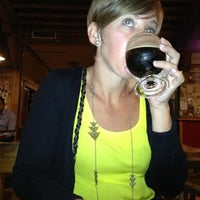 Photo taken at Lucky Labrador Brew Pub by Jessica on 7/7/2013