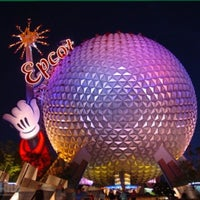Photo taken at Epcot by Carlos C. on 9/12/2013