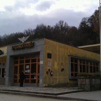 Photo taken at Gyermekvasút - Hűvösvölgy by Lisa W. on 11/21/2012