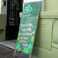 Photo taken at Bio Restaurant by Tano G. on 4/21/2013
