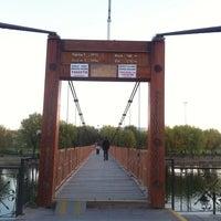 10/15/2013 tarihinde Hakanziyaretçi tarafından Kızılırmak Asma Köprü'de çekilen fotoğraf