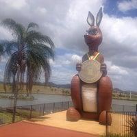 Photo taken at Matilda Travel Centre by Breez Y. on 12/12/2012