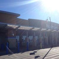 Photo taken at Walmart Supercenter by Thomas V. on 10/12/2012