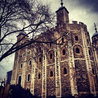 Photo taken at The White Tower by Sarah S. on 12/29/2012