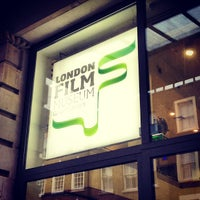 Photo taken at London Film Museum by Sarah S. on 12/29/2012