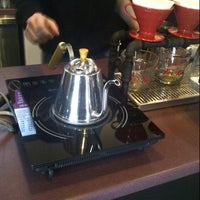 Photo taken at Planet Bean by Roger B. on 1/5/2013