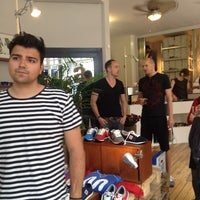 Photo taken at Goliath Sportswear by Antonio R. on 7/6/2014