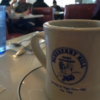 Photo taken at Blueberry Hill Family Restaurant by Mhair Z. on 12/30/2012