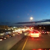 Photo taken at West Sam Houston Tollway South Plaza by Santiago C. on 12/13/2012
