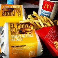 Photo taken at McDonald's by Lucho4Ever L. on 10/9/2012