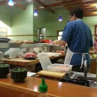 Photo taken at Tomokazu by Bartley D. on 9/21/2012