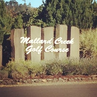 Photo taken at Mallard Creek Golf Course by Nate W. on 9/16/2012