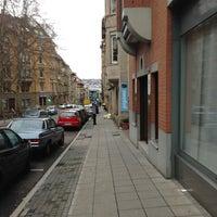 Photo taken at Herbert'z Espressobar by Matthias B. on 1/5/2013