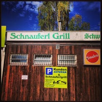 Photo taken at Schnauferl Grill by Matthias B. on 10/28/2013