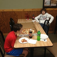 Photo taken at Frankfort Pizza by Dave D. on 1/24/2013
