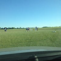 Photo taken at Adena Soccer Field by Dave D. on 6/4/2013