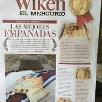 Photo taken at Pastelería Las Vascas by Eduardo C. on 9/18/2014