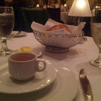 Photo taken at The Firehouse Restaurant by Christopher G. on 1/9/2013