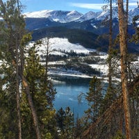 Photo taken at Sapphire Point Overlook by Julia H. on 12/30/2016