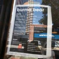 Снимок сделан в Burma Bear пользователем Adrienne S. 4/1/2017