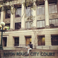 Photo taken at Baton Rouge City Court by Celal G. on 1/2/2013