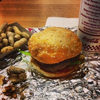 Photo taken at Five Guys by Celal G. on 2/4/2013