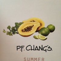 Photo taken at P.F. Chang's by DanielleJMe on 9/15/2013