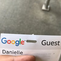 Photo taken at Google New York by DanielleJMe on 8/24/2017
