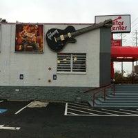 Photo taken at Guitar Center by DanielleJMe on 10/28/2012
