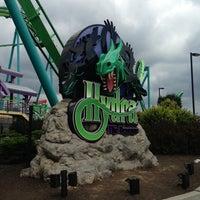 Photo taken at Hydra: The Revenge by Joyce M. on 9/8/2013