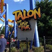 Photo taken at Talon: The Grip of Fear by Joyce M. on 9/8/2013