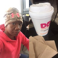 Photo taken at Dunkin' Donuts by Joyce M. on 3/14/2017