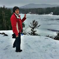 Photo taken at Fernald's Neck Preserve by Jim L. on 1/12/2013