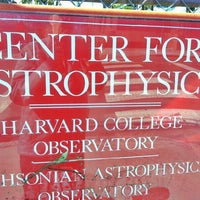Photo taken at Harvard-Smithsonian Center for Astrophysics by Jim L. on 3/17/2013